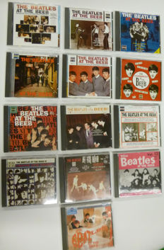 theBeatles at the BBC : Complete 13 cd set