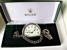 Rolex - Military swiss gents pocket watch. {ref no 81}