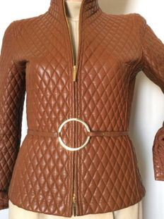 Gucci by Tom Ford -  Leather Jacket
