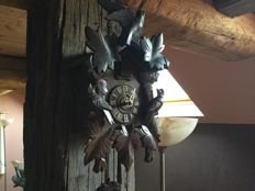 Black forest Cuckoo clock - Germany - ca 1950s/ 1960s