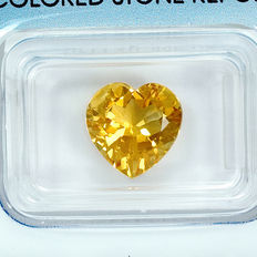Citrine - 3.26 ct - no reserve