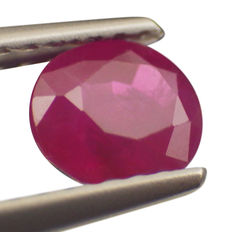 Ruby - 0.95ct - No Reserve