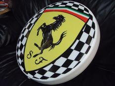 Ferrari lightbox 20th century