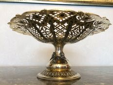 Victorian silver cup with Martin, Hall & Co mark (Richard Martin & Ebenezer Hall) -London - 1873