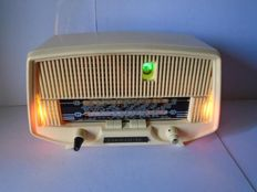 French Oceanic Pirate 2 radio 1958
