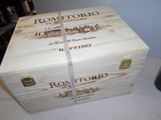 2007 Ruffino Romitorio di Santedame Toscana IGT - 6 bottles (75cl) in OWC