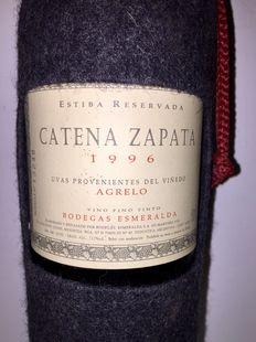 1996 Catena Zapata Estiba Reservada - 1 bottle (75cl) - very rare