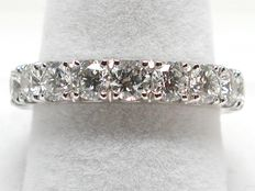 Diamond Memory Alliance Ring 3,40 ct.