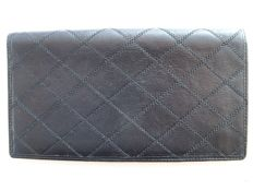 Chanel - Timeless bi-fold clutch - Vintage