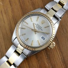 Rolex Oyster Perpetual Date ladies' watch – 1982