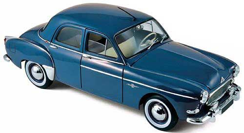 Norev Scale 118 Renault Frgate 1959 Colour Blue Catawiki