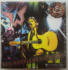 Limited Boxset Edition : Wings over America collectors set
