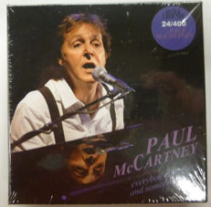"Paul McCartney -""Everybodys Out their Tour""Limited Boxset Edition"
