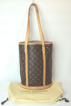 Louis Vuitton - Monogram Bucket Large GM Shoulder/Tote Bag