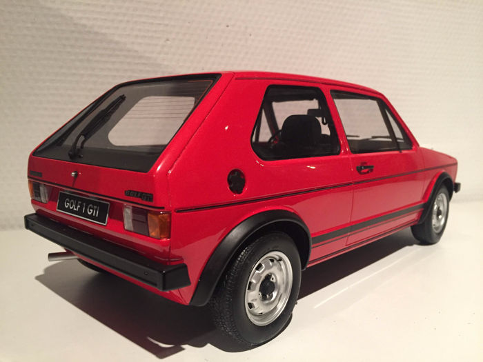 otto mobile scale 1 12 volkswagen golf 1 gti red catawiki. Black Bedroom Furniture Sets. Home Design Ideas