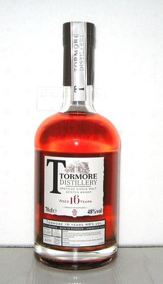 Tormore 16 Years old - Speyside - 70cl - 48%