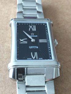 Eterna Contessa Steel Roman Index