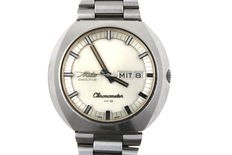MIDO EXECUTIVE – Chronometer – men's wristwatch High Beat 36.000 BPH