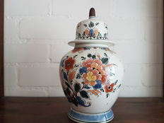 Royal Goedewaagen  - Pot Delft Polychrome