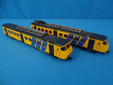 Fleischmann H0 - 1470 - Two part electric train set Sprinter of the NS