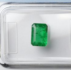 Emerald - Green - 1.04 ct.