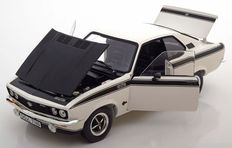 Norev - Scale 1/18 - Opel Manta A GT/E 1975 - Colour: White/Black