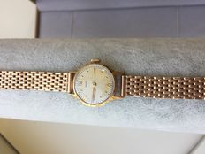Tissot - Lady's watch -  1949 movment. 14k solid Rose gold