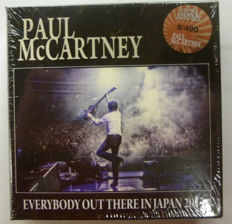 Limited Boxset Edition : Paul McCartney in Japan, the concerts