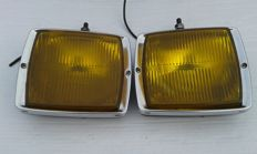 2 Bosch fog lights