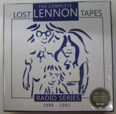 """The Complete """"Lost Lennon Tapes"""" Limited Box Set"""