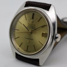 Omega Constellation – Men's Wristwatch – 1966