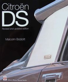 Book : Citroën DS - 192 pages