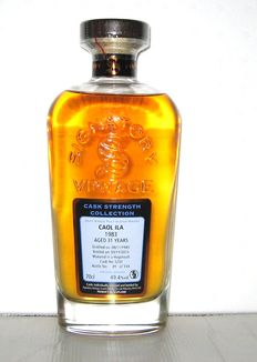 Caol Ila 1983 31 years old - Islay - 70cl - 49,4% - Signatory Vintage - Only 144 bottles