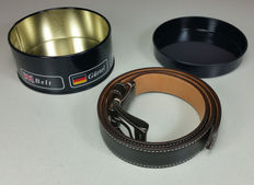 Paul & Shark Yachting - leather belt