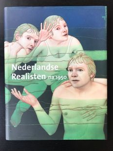 Dutch Realism; Lot with 8 publications - 1982 / 2001