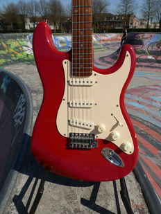 Squier Strat Affinity - China - 1998