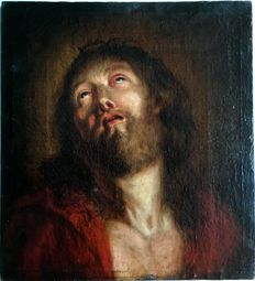 In the style of Guido Reni (1575-1642) - Ecce Homo