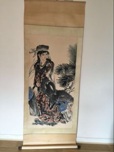 Unknown painter - china - 2nd half 20 century