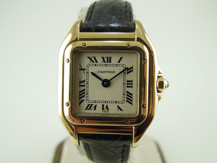 Cartier Santos - Lady Watches - 1990