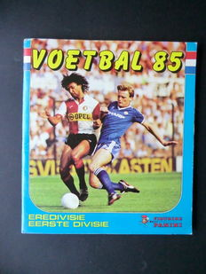 Panini - Euro 85 - Complete album - Wonderful condition