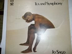 Tea And Symphony ‎– Jo Sago LP, UK Press