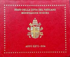 Vatican I year collection 2004 - John Paul II