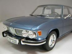 BoS-Models - Scale 1/18 - BMW 2500 E3 - Blue