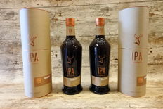 Glenfiddich Experimental series IPA in original tube – 2 Limited Bottles