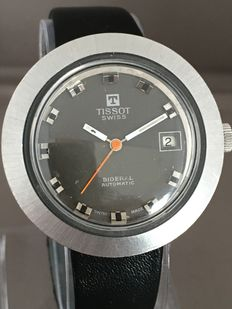 Tissot Sideral automatic men's wristwatch -- around the 1970s