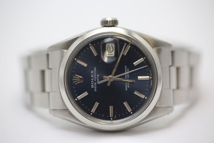 ROLEX DATE – Unisex wristwatch – From 1964