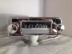 Classic Clarion classic car radio 1960s/1970s Volkswagen/Opel/Ford.