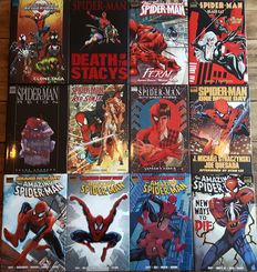 Spider-Man - Premiere Edition Hardcovers - 12x hc with dustjacket - 1st printing - (2006 / 2009)