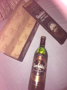 Glenfiddich Single Malt Scotch Whisky - 75cl