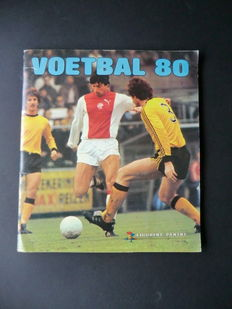 Panini - Voetbal 80 - Complete album - In very good condition.